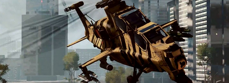 Battlefield 4 helikopter